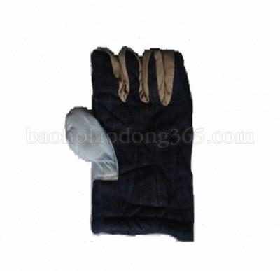 Găng tay vải dày