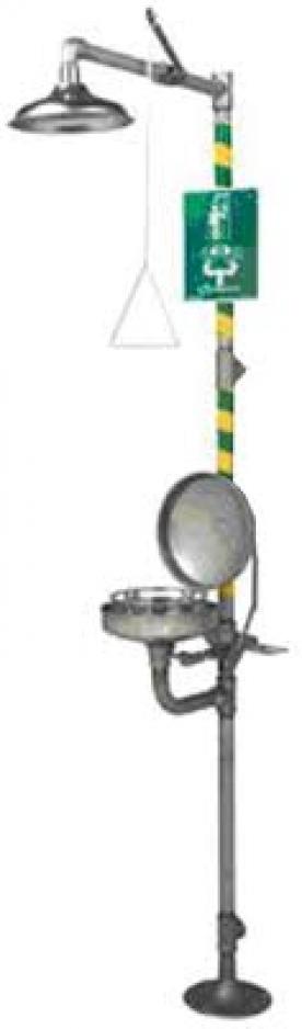 Haws 8330 Vòi tắm khẩn cấp