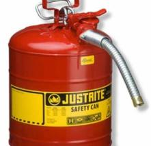 Justrite 7250130 Can Đựng Hóa Chất